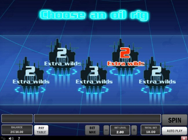 Free Slots 247 - With that selection, 2 extra wilds are added to the game board