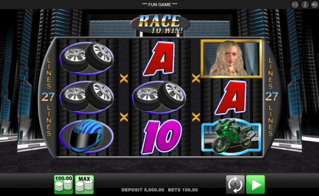 Free Slots 247 image of Race to Win!