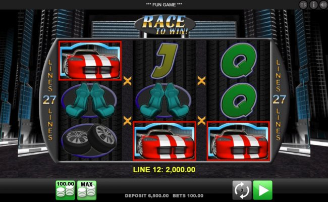Race to Win! by Free Slots 247