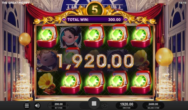 Free Spins Game Board by Free Slots 247