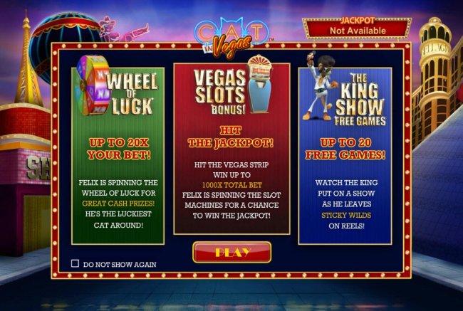 Images of Cat in Vegas