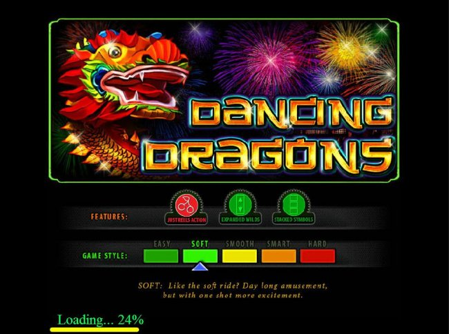 Dancing Dragons screenshot