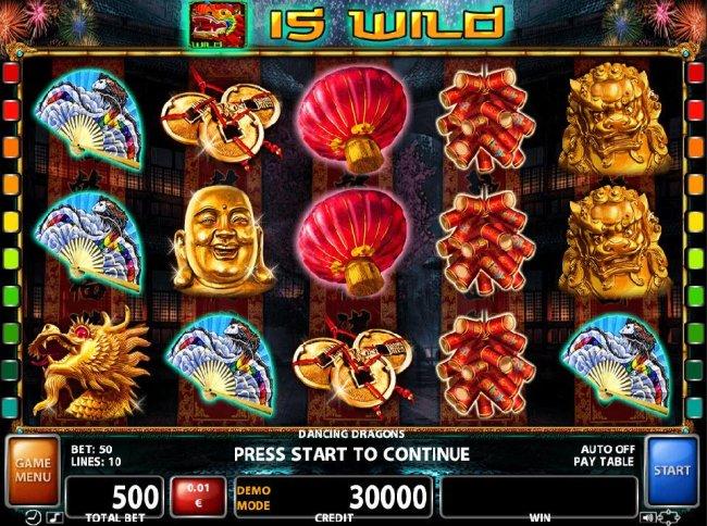 Dancing Dragons by Free Slots 247