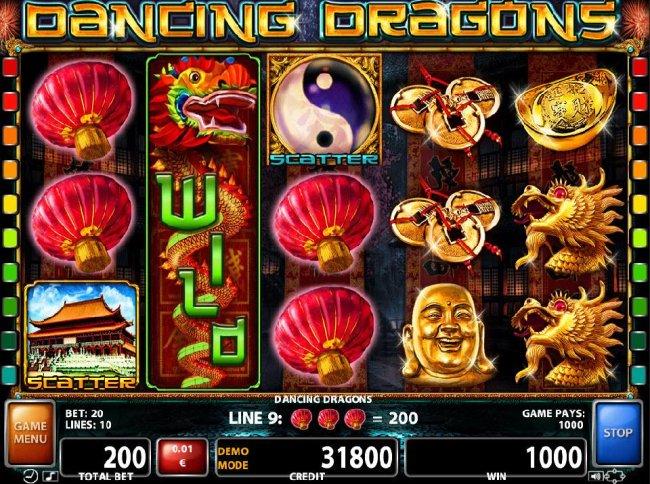 Free Slots 247 image of Dancing Dragons