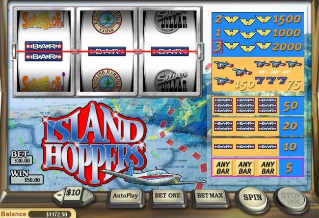 Island Hoppers screenshot