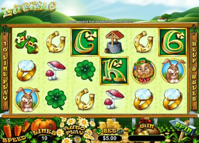 Lucky 6 by Free Slots 247