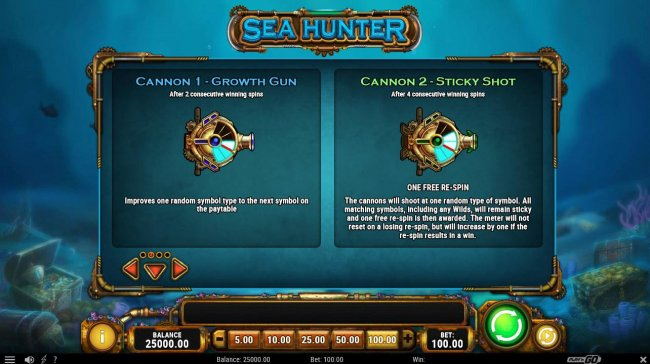 Growth Gun and Sticky Shot Rules - Free Slots 247