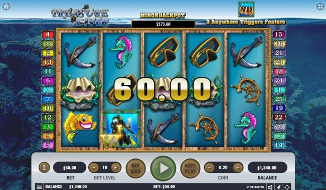 Free Slots 247 image of Treasure Diver