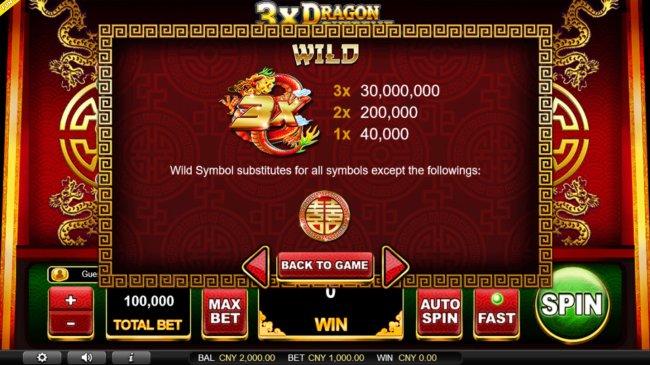 3x Dragon Supreme by Free Slots 247