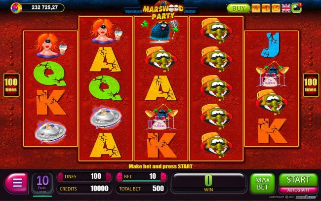 Free Slots 247 image of Marswood Party