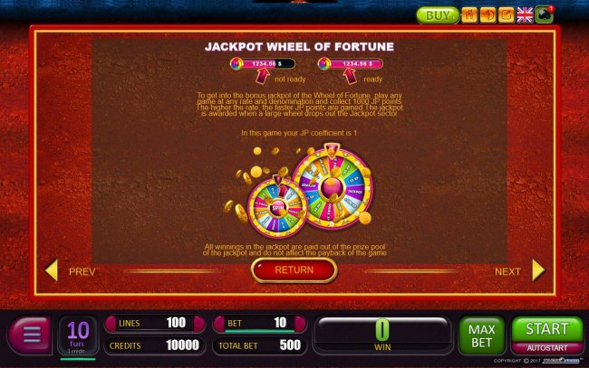 Free Slots 247 - Jackpot Wheel of Fortune Rules