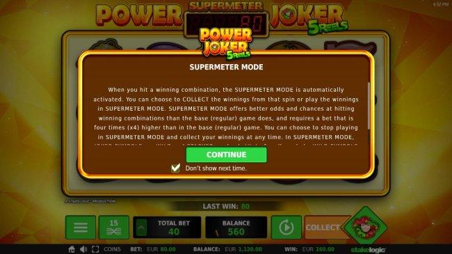 Power Joker by Free Slots 247