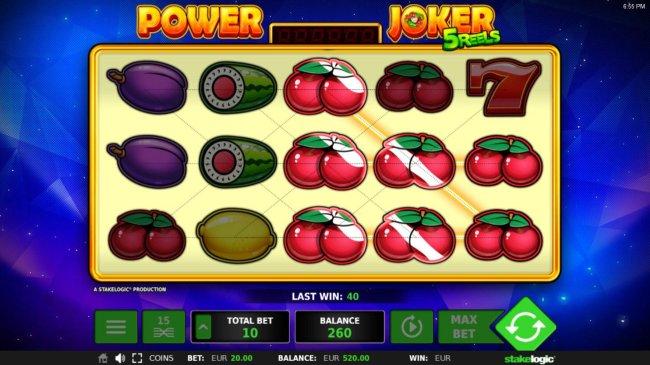 Power Joker screenshot