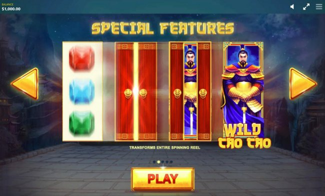 Tranforms entire spinning reel - Free Slots 247