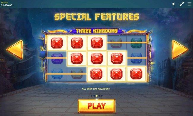 Three Kingdoms screenshot