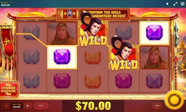 Free Slots 247 image of Three Kingdoms