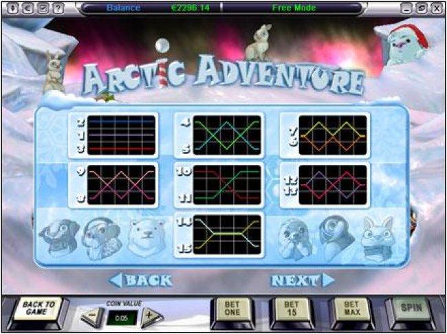 Free Slots 247 image of Arctic Adventure