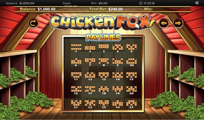 Chicken Fox screenshot
