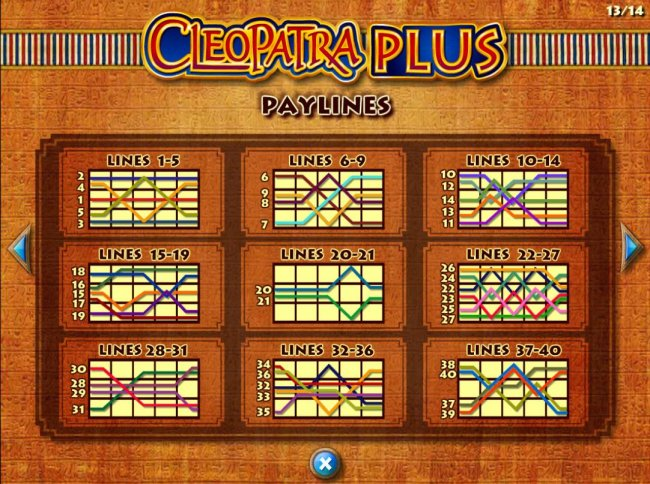 Cleopatra Plus screenshot