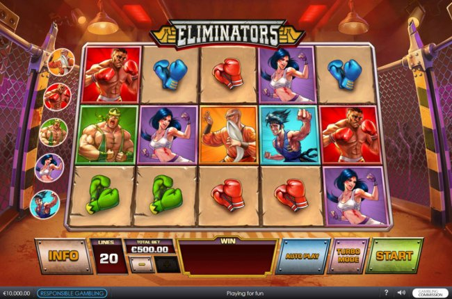 Images of Eliminators