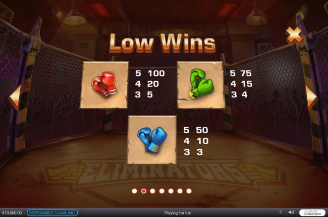 Free Slots 247 - Low Value Symbols