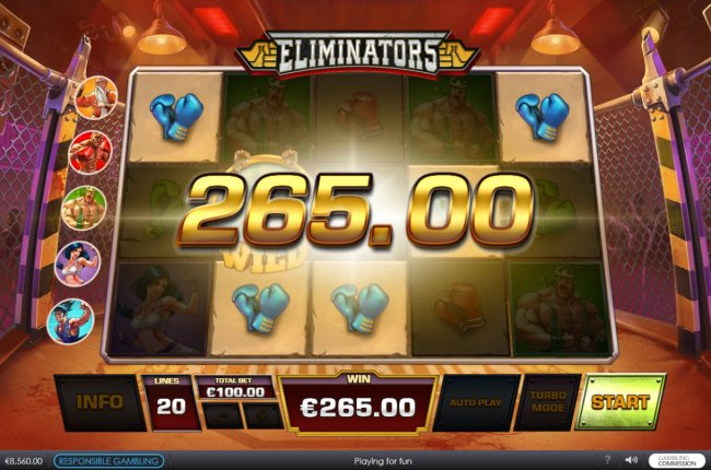 Free Slots 247 - A winning five of a kind