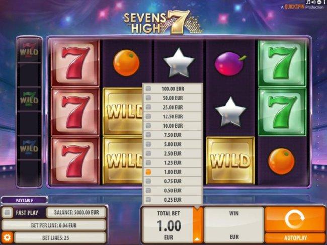 Free Slots 247 image of Sevens High