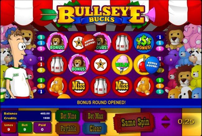 Free Slots 247 image of Bullseye Bucks