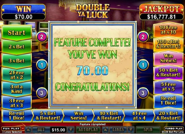 Double Ya Luck by Free Slots 247