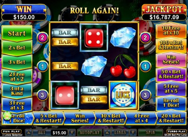 roll again by Free Slots 247