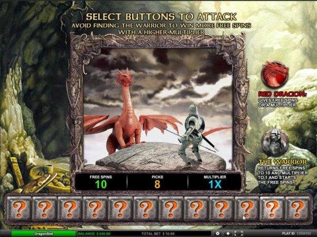 Dragon Slot by Free Slots 247