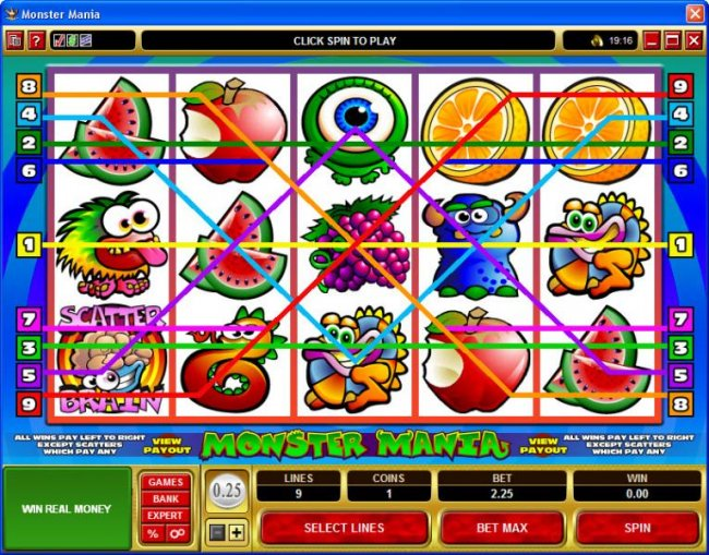 Monster Mania screenshot