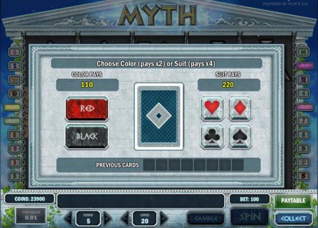 Images of Myth