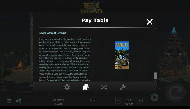 Reels of Legend screenshot