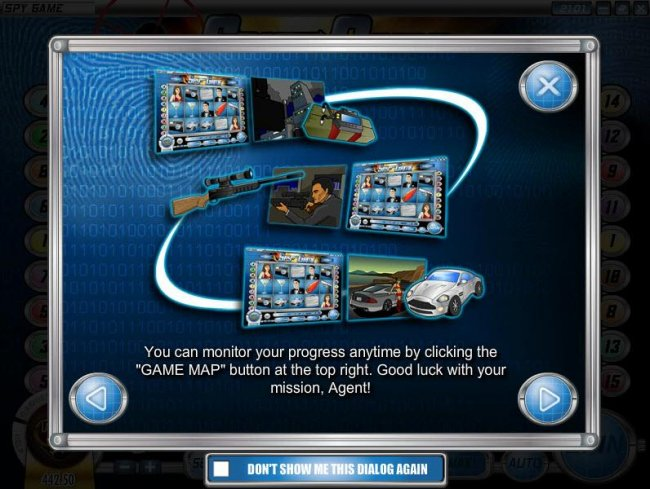 Free Slots 247 image of Spy Game