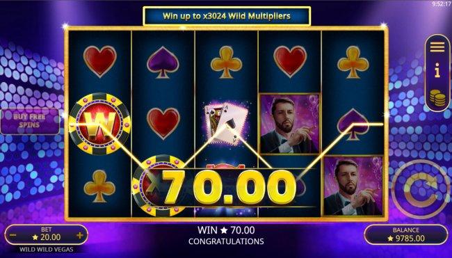Wild Wild Vegas screenshot