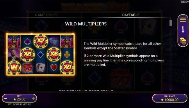 Wild Wild Vegas by Free Slots 247