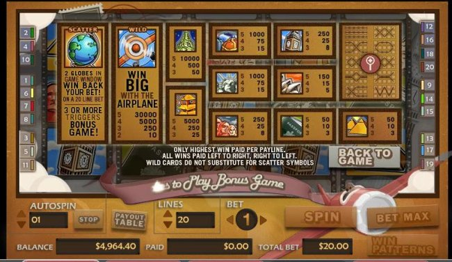 Around the World by Free Slots 247