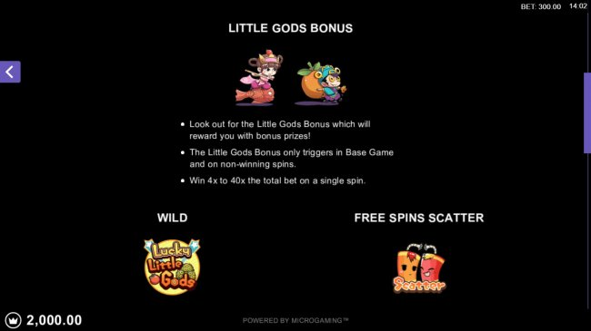Images of Lucky Little Gods