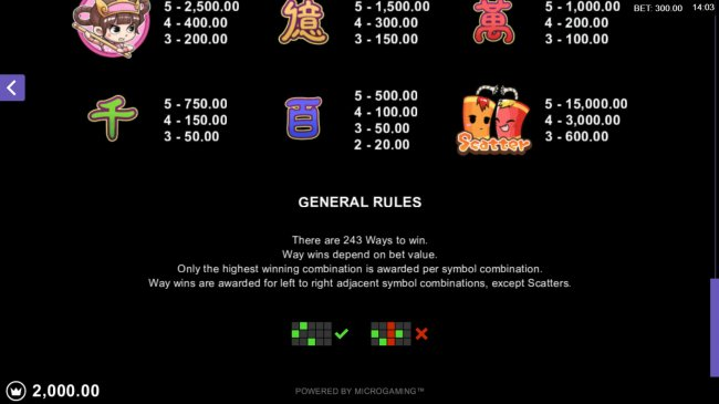 Lucky Little Gods by Free Slots 247