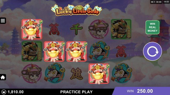 Free Slots 247 image of Lucky Little Gods