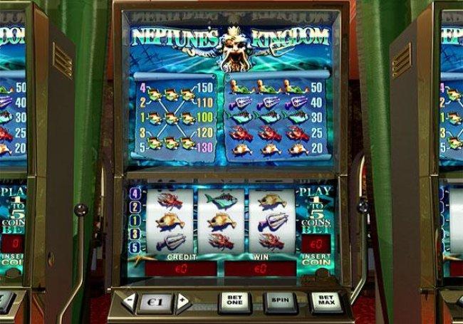 Free Slots 247 image of Neptune's Kingdom