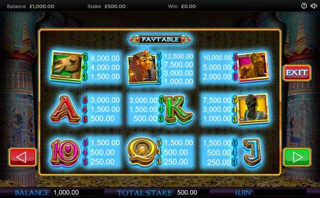 Pharaoh's Wild by Free Slots 247