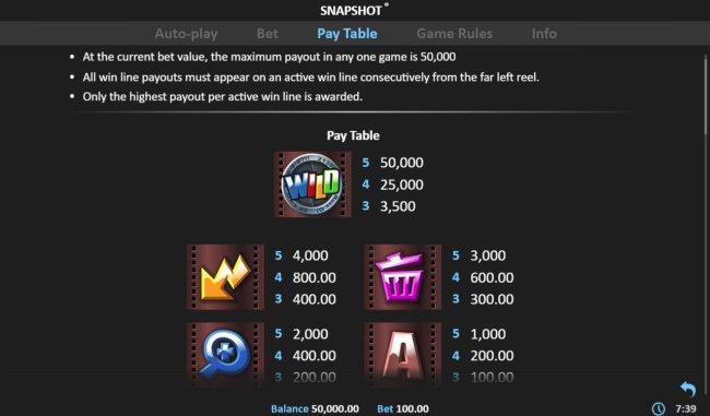 Free Slots 247 image of Snapshot
