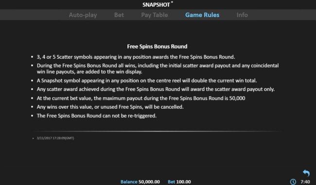 Snapshot by Free Slots 247