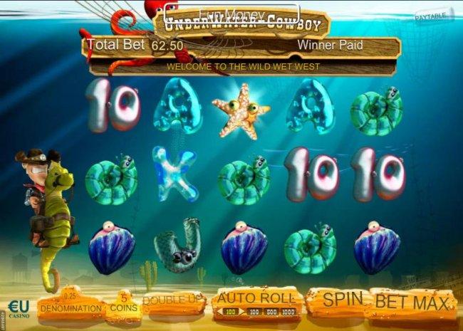 Underwater Cowboy screenshot
