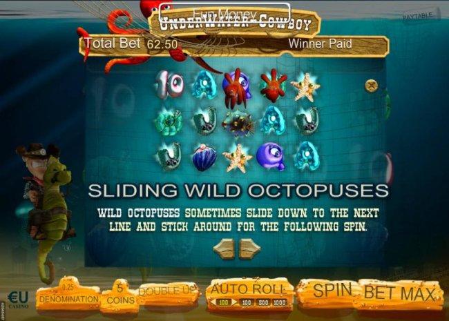 Free Slots 247 image of Underwater Cowboy