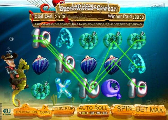 Underwater Cowboy by Free Slots 247