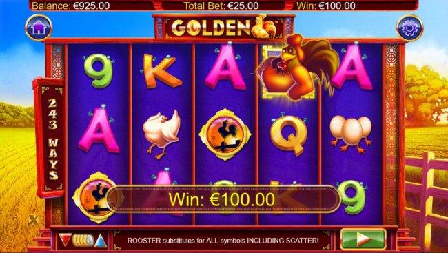 Golden Rooster screenshot