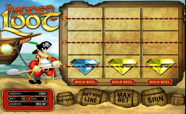 Free Slots 247 image of Hidden Loot
